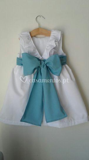 Vestido de Cerimonia.