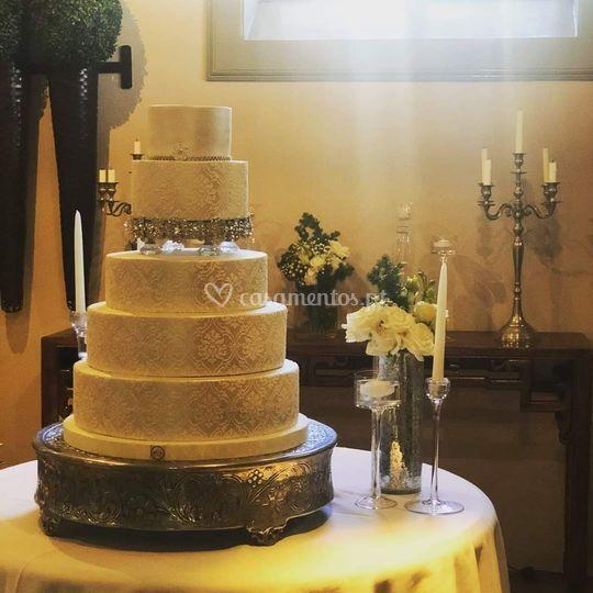 Quinta lidosol cake design