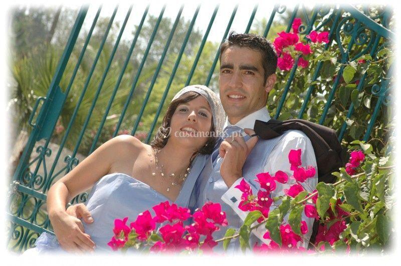 Os noivos - Claudio Miguel©