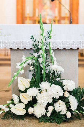 Igreja Altar