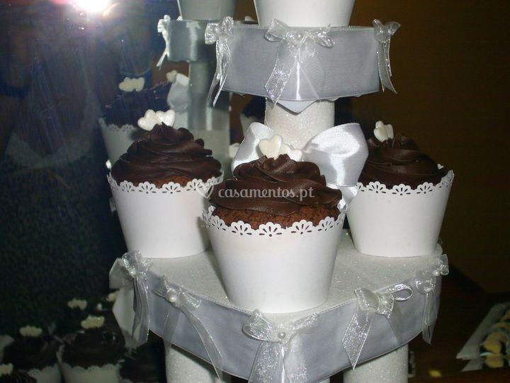 Cupcake casamento
