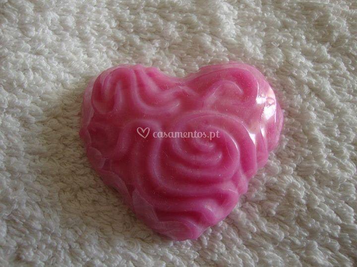 Coração cornucópias