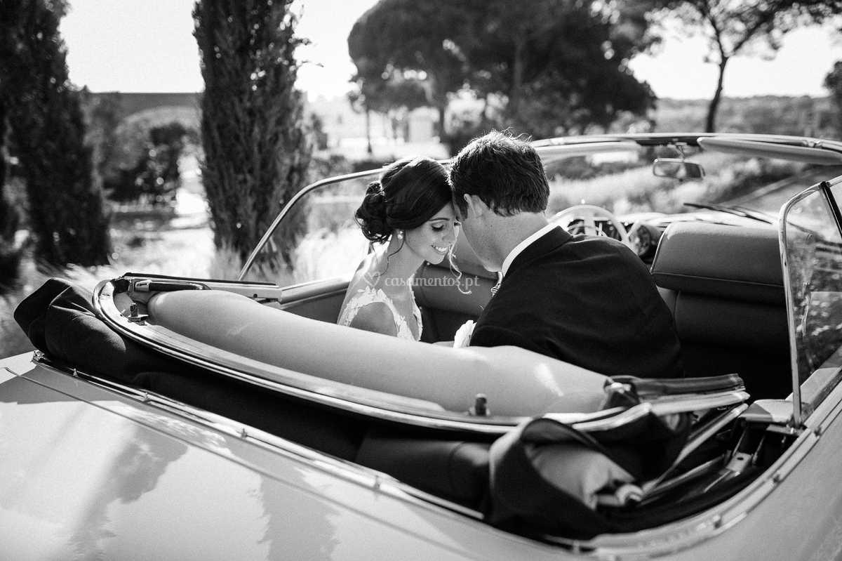 Casamento intimo