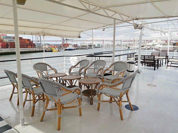 Esplanada - Barco Évora