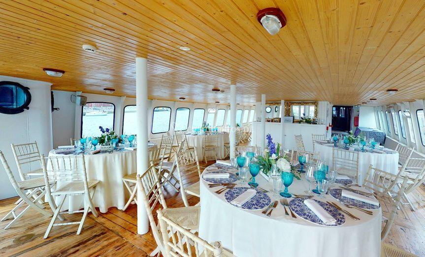 Barco Évora salão