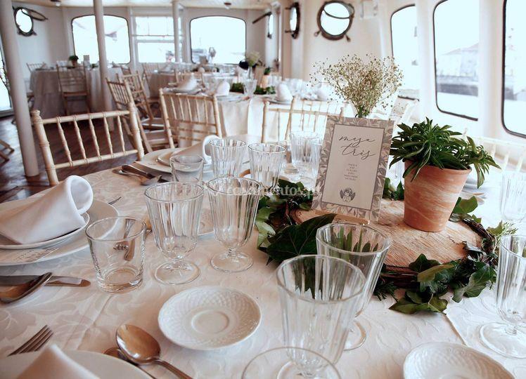 Barco Évora mesa