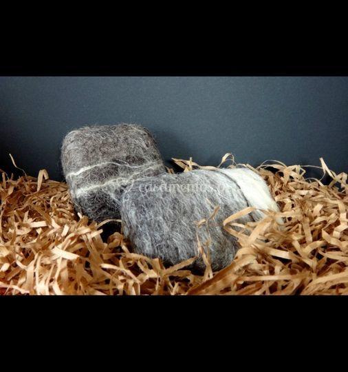 Sabonete de Lã de Ovelha