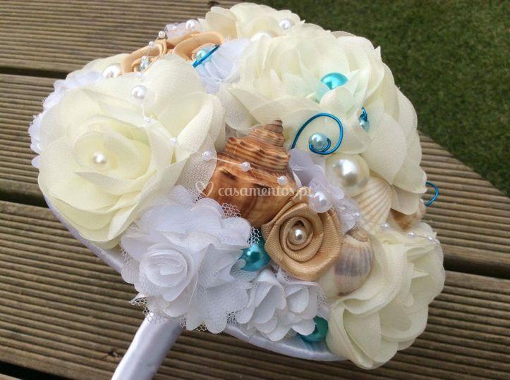Bouquet tema Mar