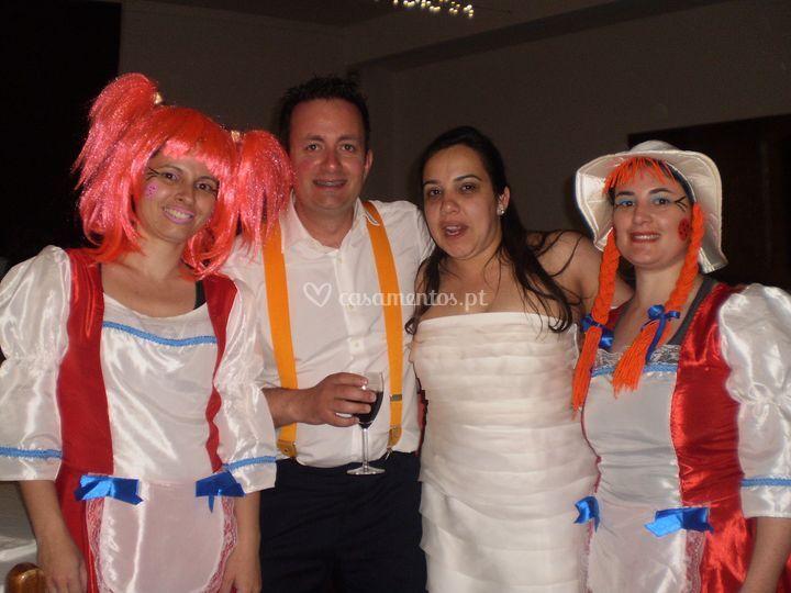 Casamento - Vila Velha Ródão