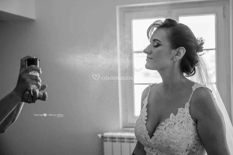 Bride mood
