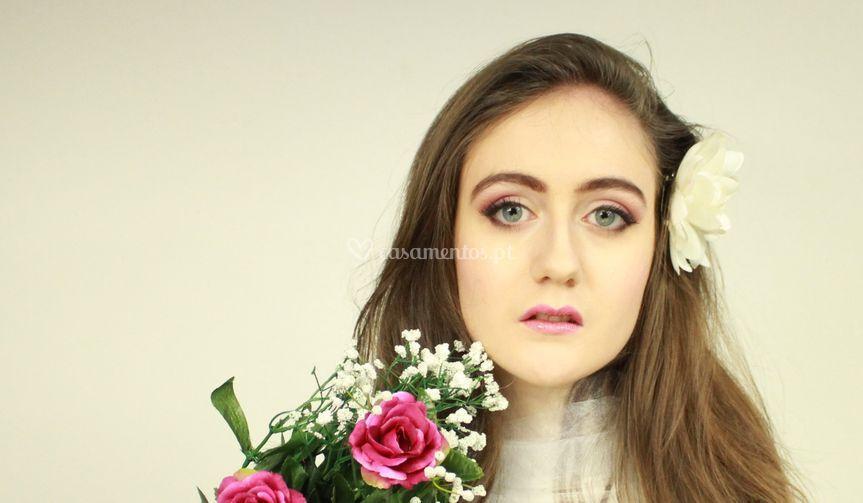 Marta Vilela - Make up