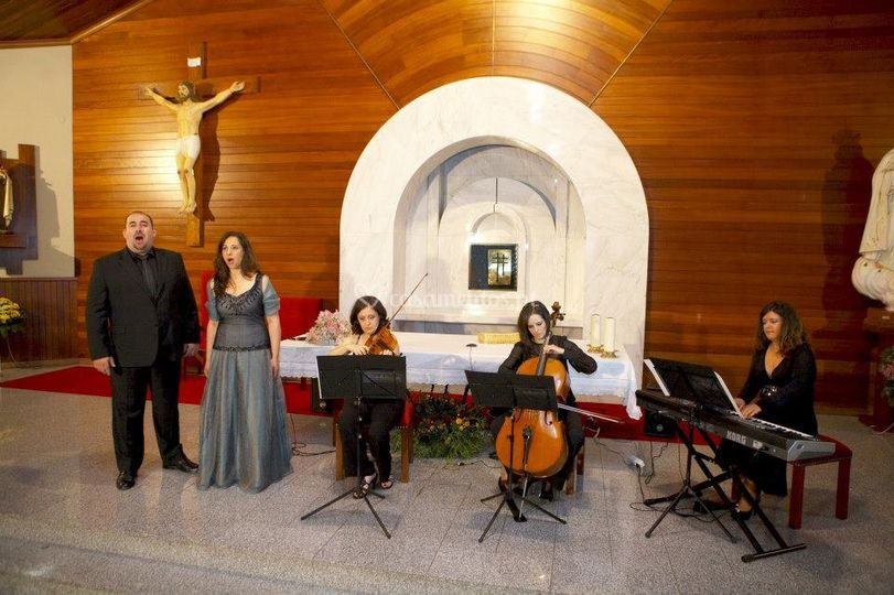 Cerimónia - Quinteto