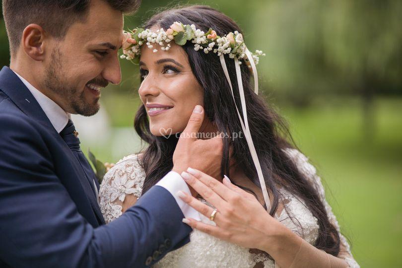 Noiva Raquel & Tiago