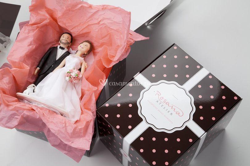 Rosana Atelier - Topo de bolo