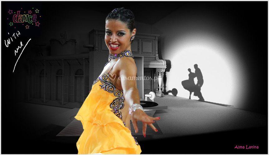 Bailarinos profissionais