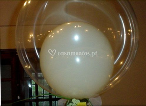 Balões especiais