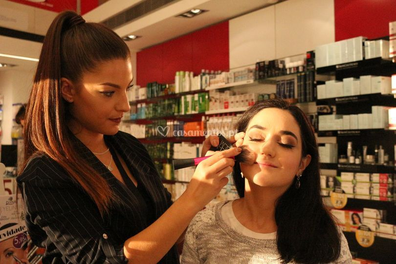 Makeup na Farmácia Viriato