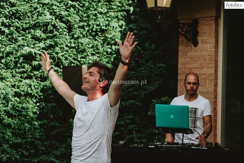 DJ + Coreografias