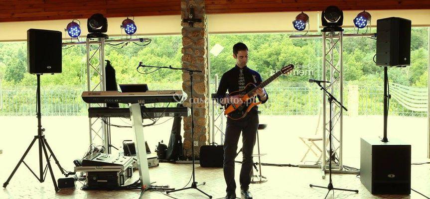 Clássicos em guitarra