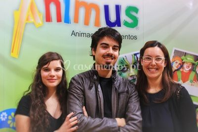 Ânimus Vox Plus (Cerimónia)