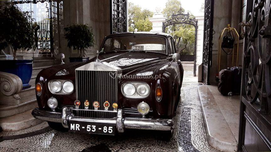 Vintage cars, pestana palace