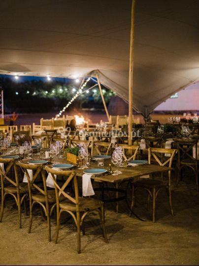 Tendas beduínas Eyrô Tents