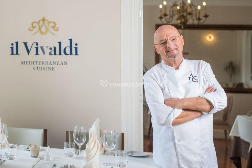Chef Amândio Gonçalves