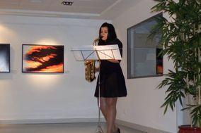 Saxofonista Joana Quitério