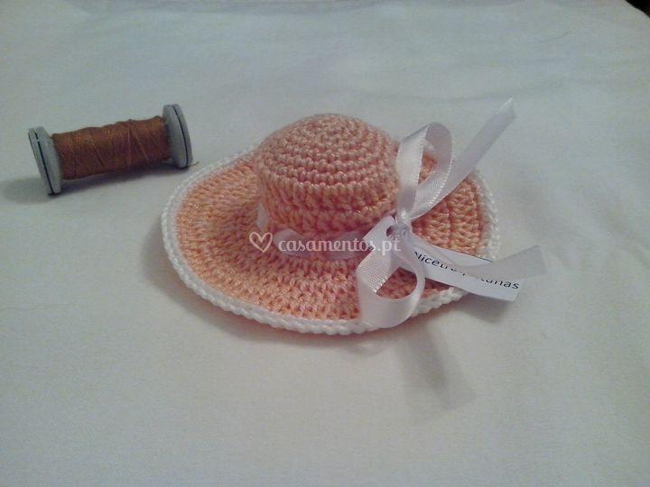 Mini chapéu de sol