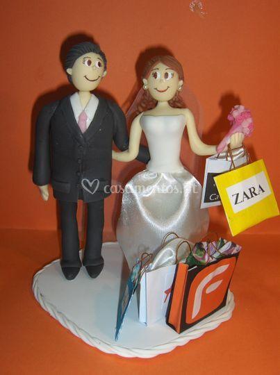 Noivas nas compras