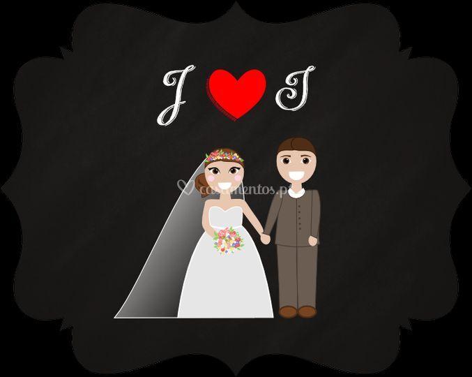 Design_tema casamento