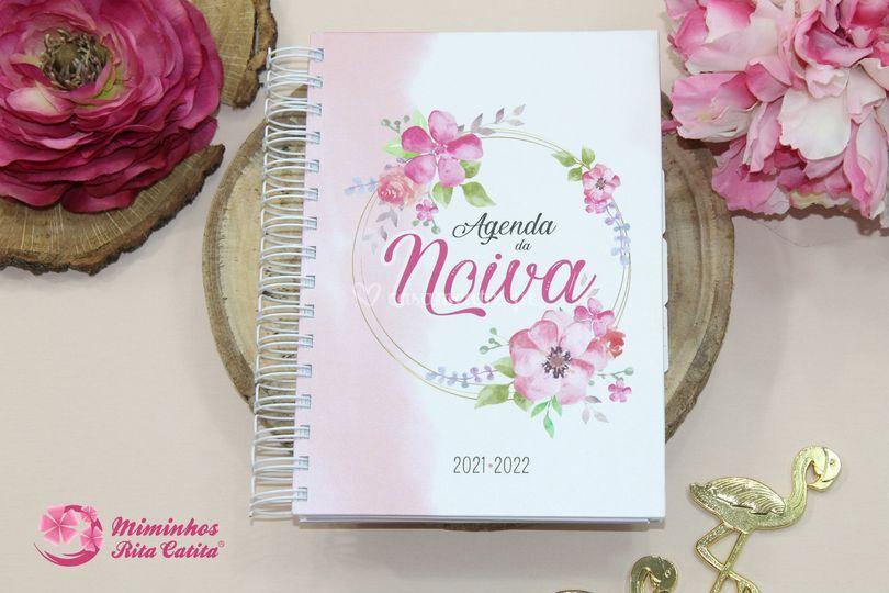 Agenda da noiva 21-22