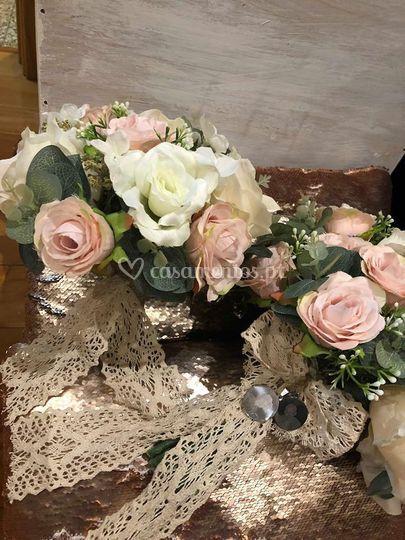 Bouquet de noiva e solteiras