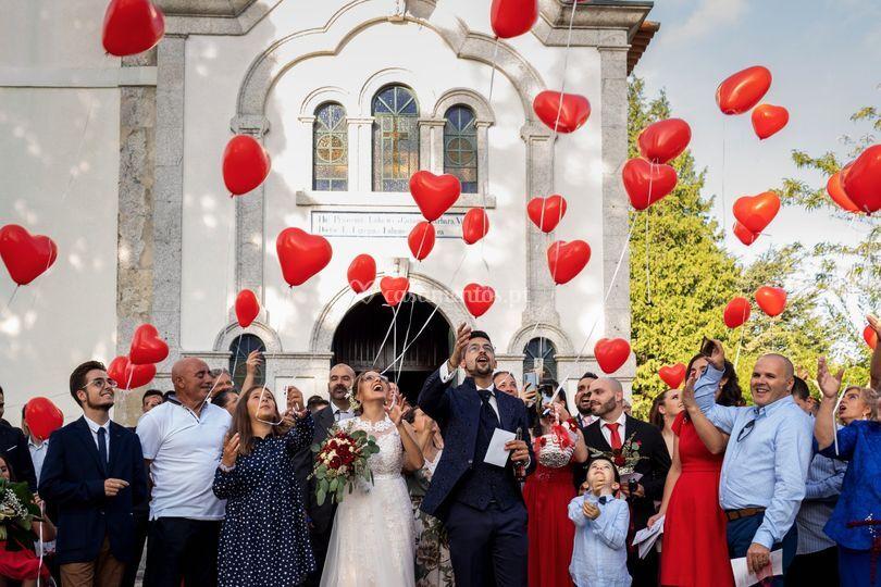 Casamentos no Porto