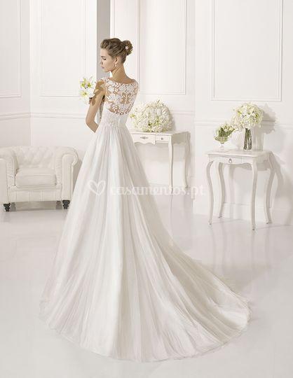 Vestido de noiva zenaida 2017