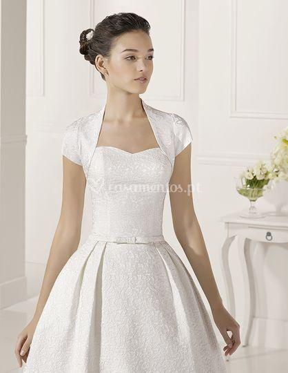 Vestido de noiva zulema 2017