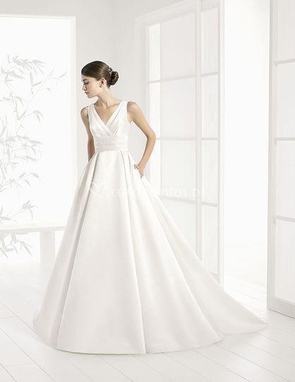Vestido de noiva adriana alier