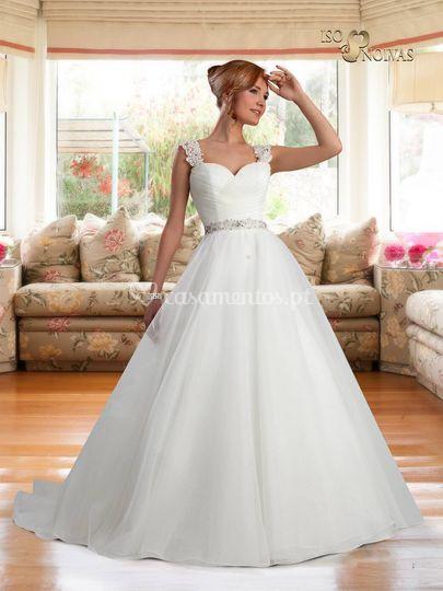 Vestido de noiva 4028