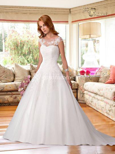Vestido de noiva 4337
