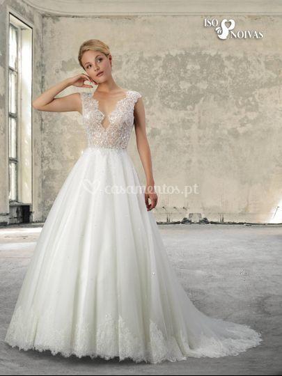 Vestido de noiva 2017