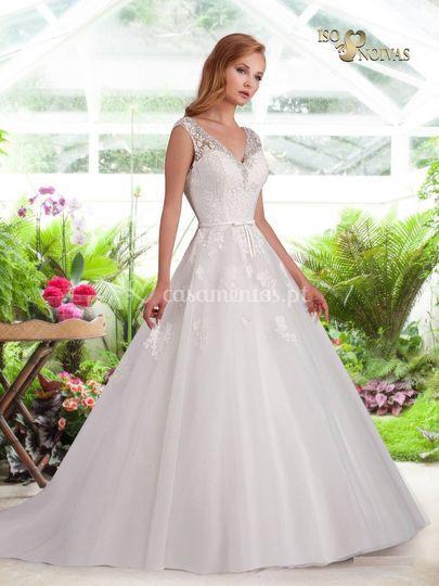 Vestido de noiva 5248