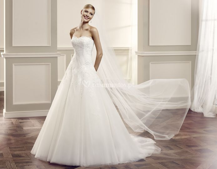 Vestido de noiva reedley
