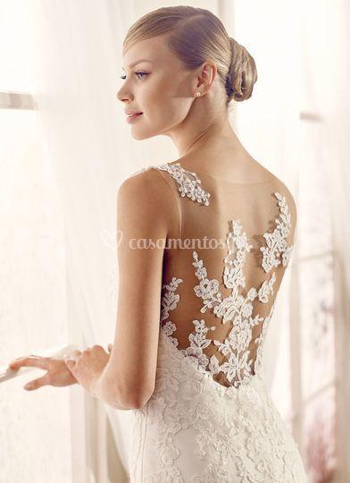 Vestido de noiva seline