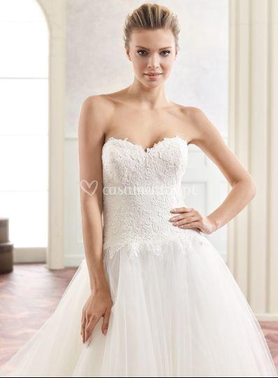Vestido de noiva tamborine 201