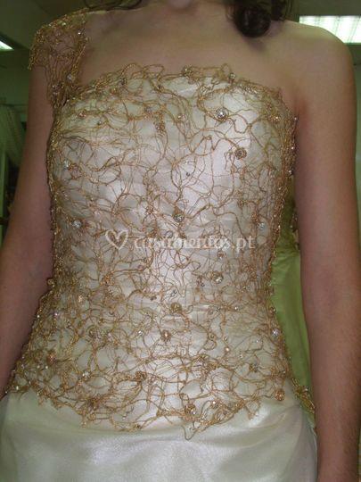 Pormenor vestido