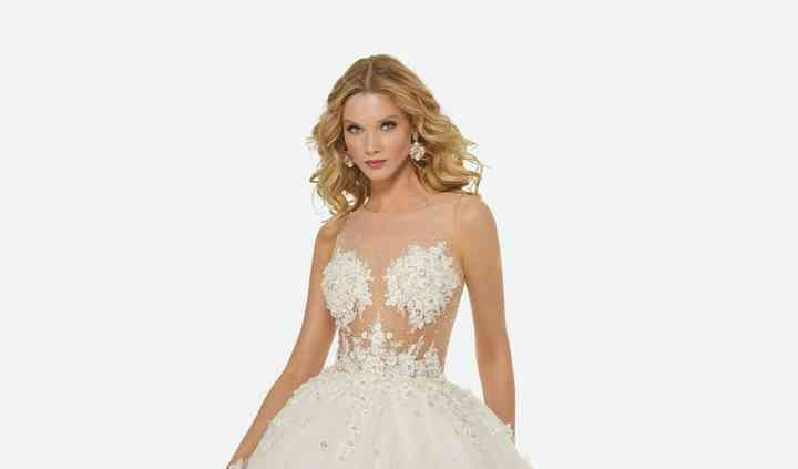 Randy fenoli bridal R3424