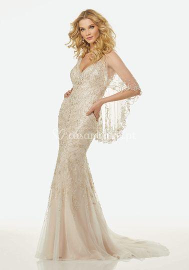 Randy fenoli bridal R3420