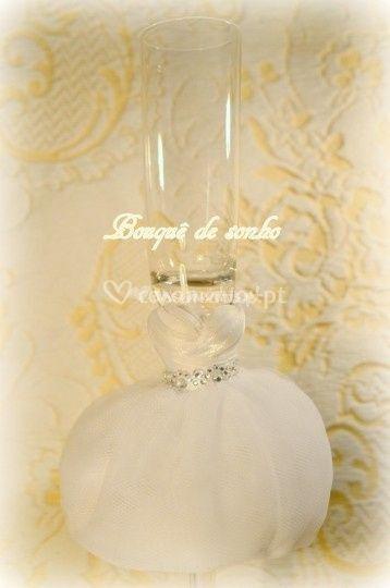 Copo de noiva