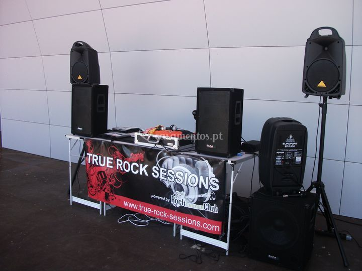 Foz coa, true rock sessions