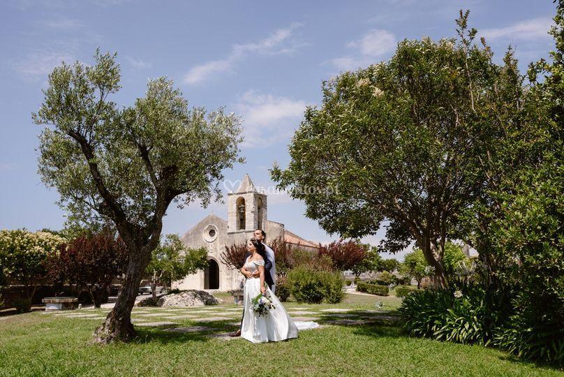 Casamento no castelo